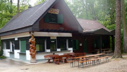 Die Waldschänke.
