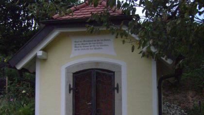 Die Kapelle bei Haunreut.