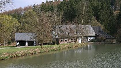 """""""Eichener Mühle"""" in Drolshagen-Eichenermühle."""