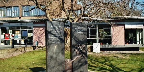 Erinnerungszeichen an die jüdische Gemeinde in Versmold
