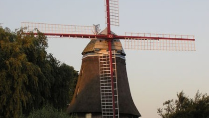Windmühle in Handorf
