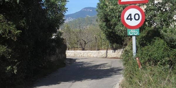 Bestens für Radfahrer ausgeschilderte Routen