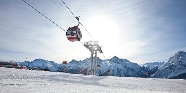 Bergbahn Motta Naluns