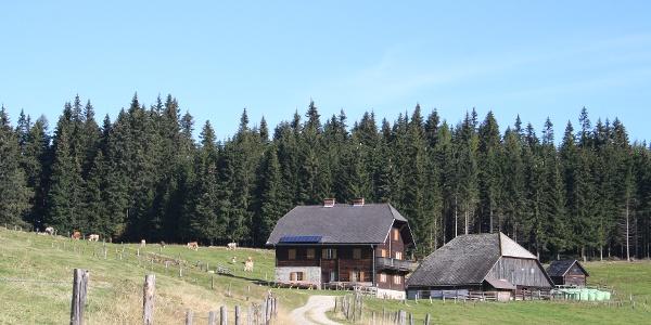 Malleistenalm-Hütte