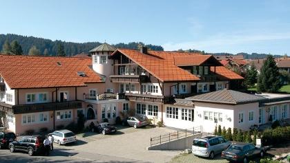 Hotelanlage Alpenkönig