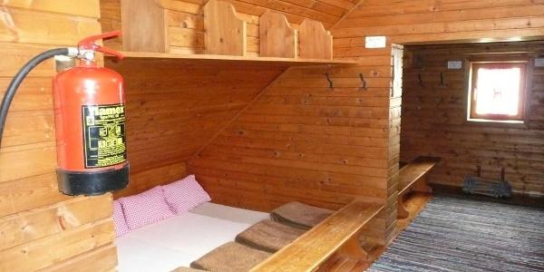 Lager im Arthur von Schmid Haus