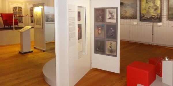 Illusorium - Dauerausstellung auf Schloß Voigtsberg