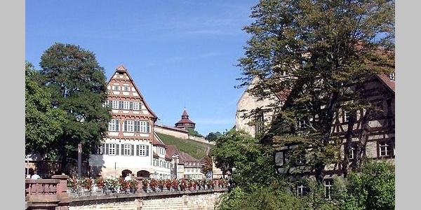 Schleifenroute - Esslingen Marktplatz