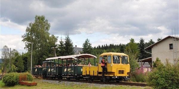 Wernesgrüner Schienen-Express