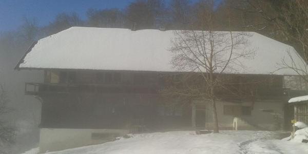 Schweizerhaus sieht unbewohnt aus