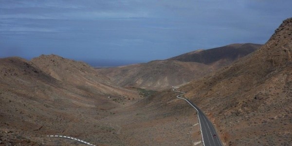 Der Degollada-de-los-Granadillos-Pass