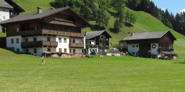 Der Michahof in Maria Luggau