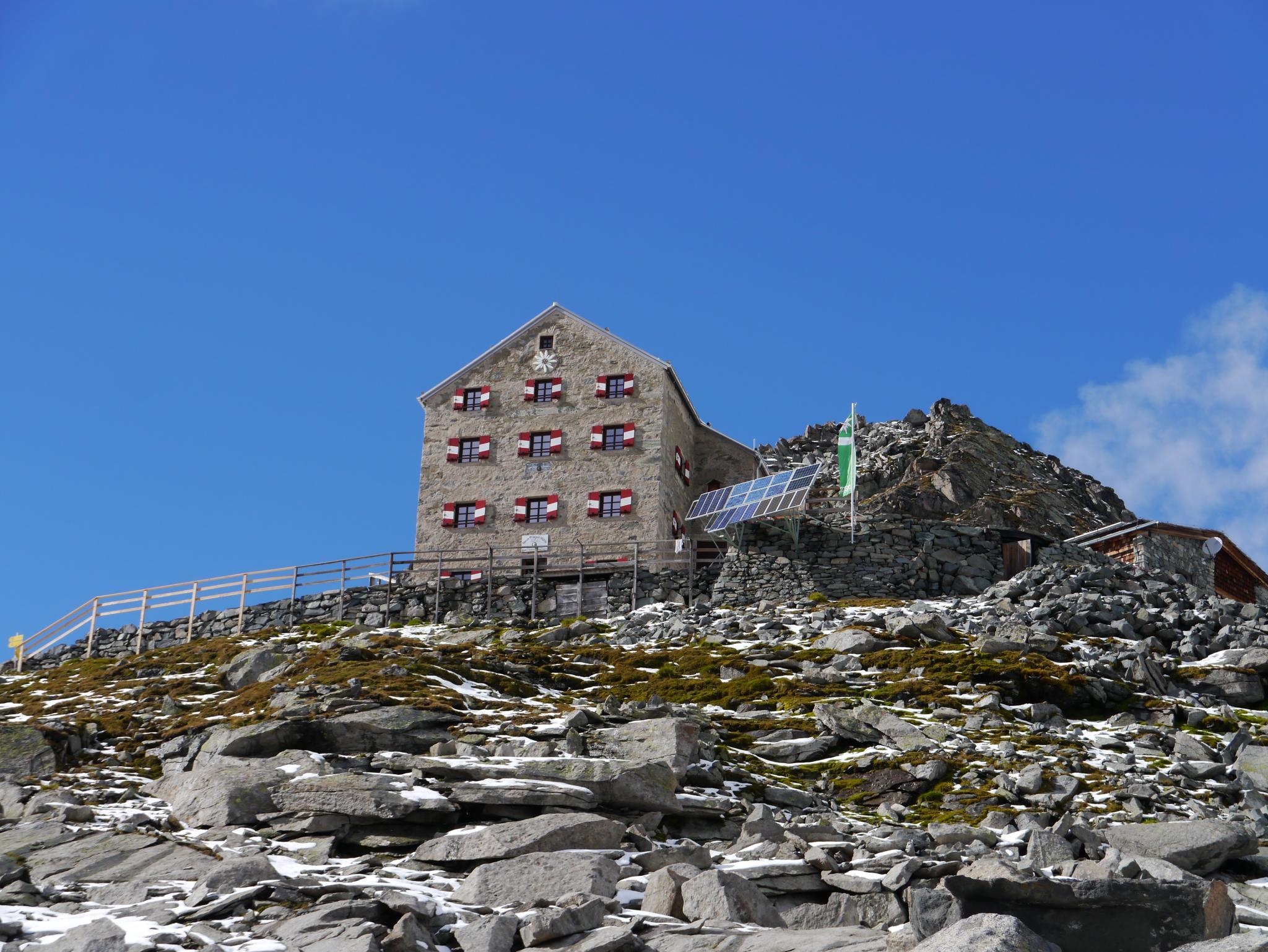 Neue Prager Hütte