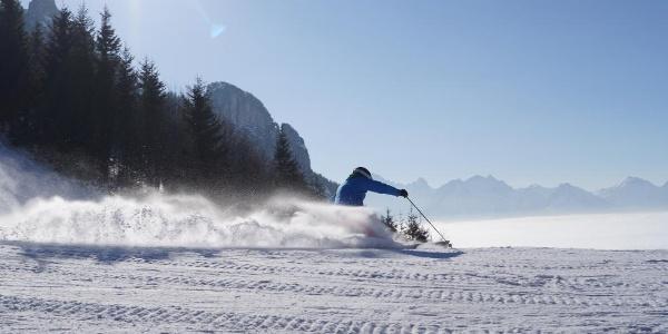 Skiroute Tegelberg