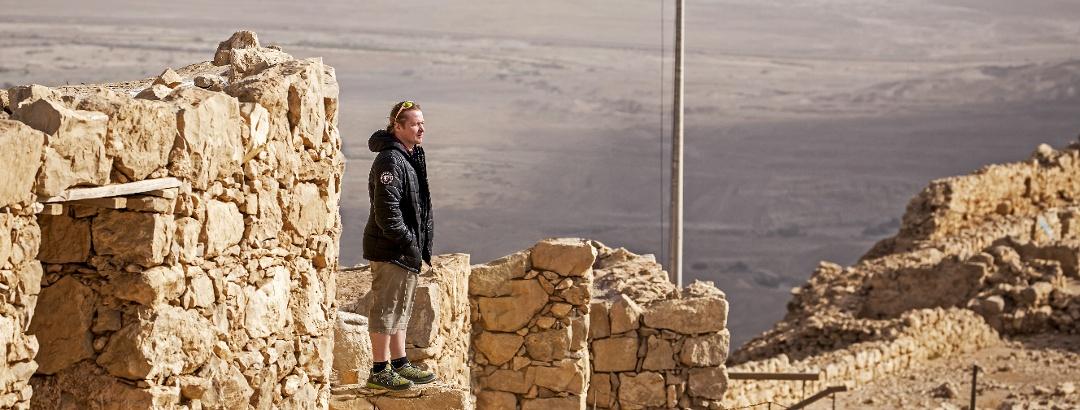 Faszination Israel - zum ersten Mal hautnah erlebt