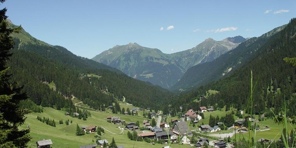 Ortschaft Gargellen