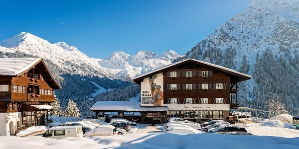 Hotel Alte Krone Winter