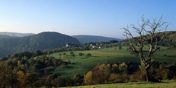 Blick auf St. Johannisberg