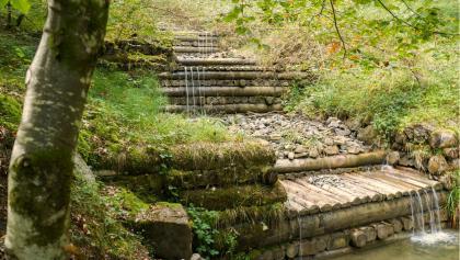 Cours d'eau du Gantrisch