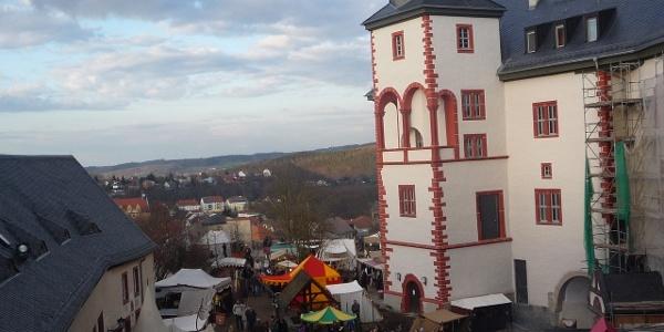 Osterburg, Mittelalterliches Burgspektakel