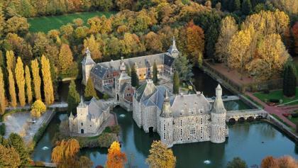 Schloss von Jehay/ Chateau de Jehay