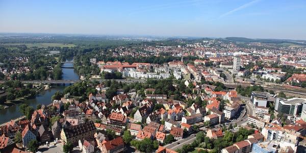 Stadtzentrum Ulm