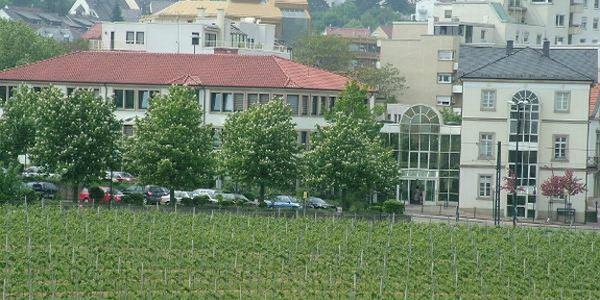 Parkplatz Rathaus