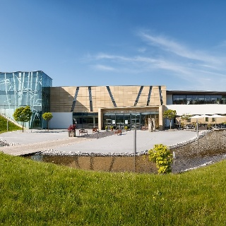 Therme Linsberg Asia in Bad Erlach