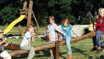 Freizeit- & Campingpark Thräna