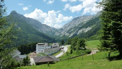 "Seewiesen, die ""Perle am Hochschwab"" (7.7.2012)"