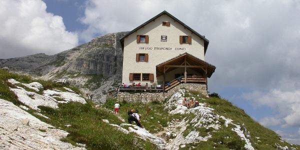 Zsigmondy-Hütte (2224 m)