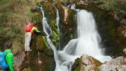 Der Doser Wasserfall