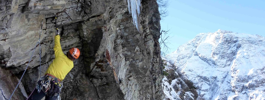 kleiner Überhang in der 3. SL
