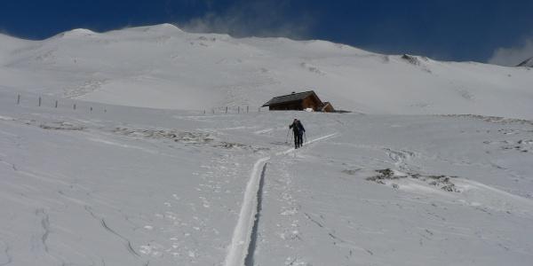 Zur Gratzeralm (2172m)