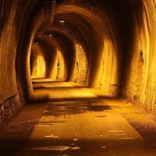 Wegeringhauser Tunnel 724m
