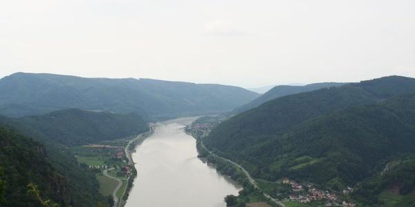 Ausblick vom Luftberg