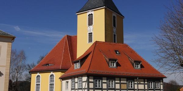 Stadtkirche Hohnstein