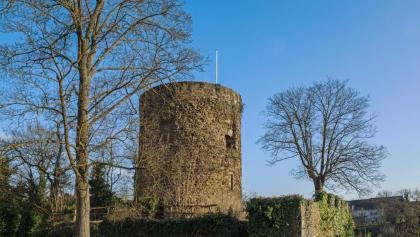 Burg Dattenberg_Bergfried
