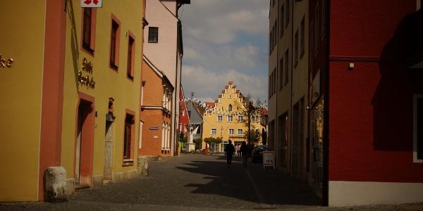 Etappenziel Altstadt Abensberg