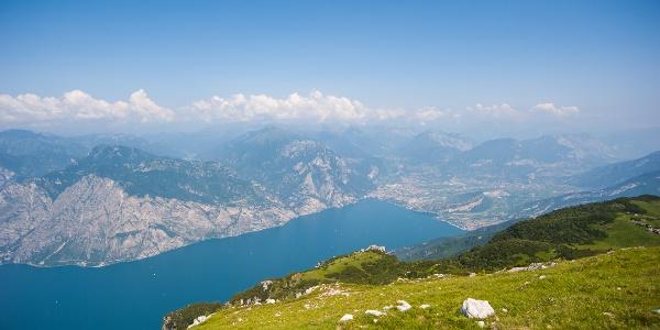 Blick von Monte Altissimo