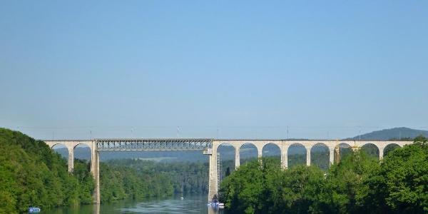 Eisenbahnviadukt Eglisau