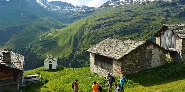 Panoramatour nahe Frunt; Foto: Robert Bösch