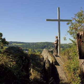 Aussichtspunkt Hohe Ley