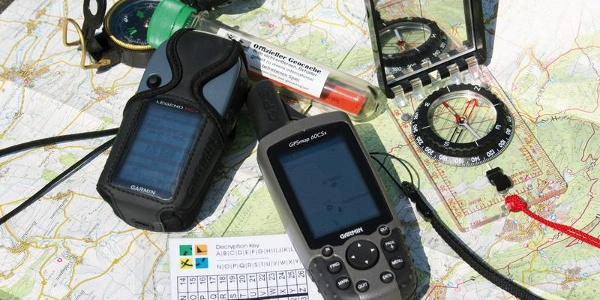 Geocachen in Uslar