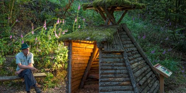 Der Waldarbeiter- und Försterpfad