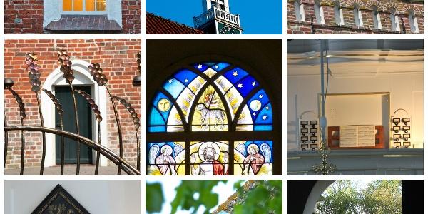 Collage Kirchen