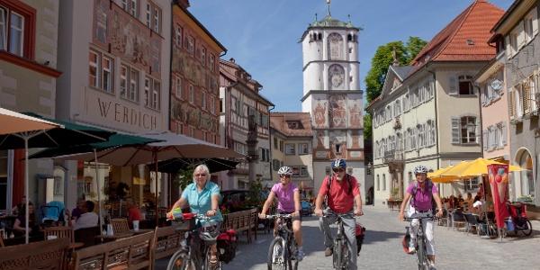 Oberschwaben-Allgäu-Radweg Etappe 3