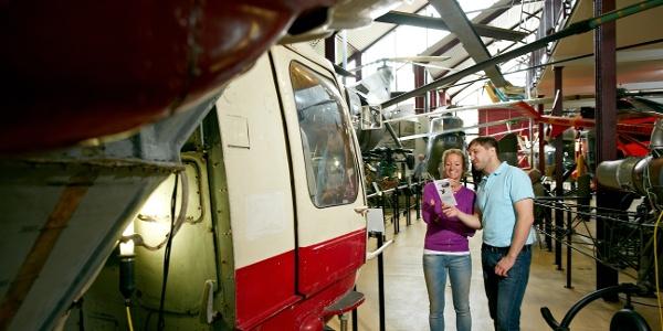 Hubschraubermuseum Bückeburg Original