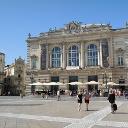 Der Place de la Comédie in Montpellier