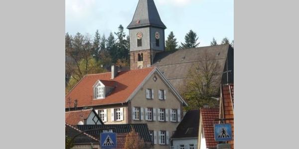ev. Kirche Grünwettersbach
